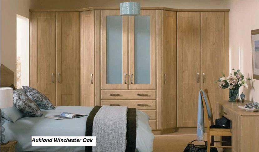 Aukland Winchester Oak