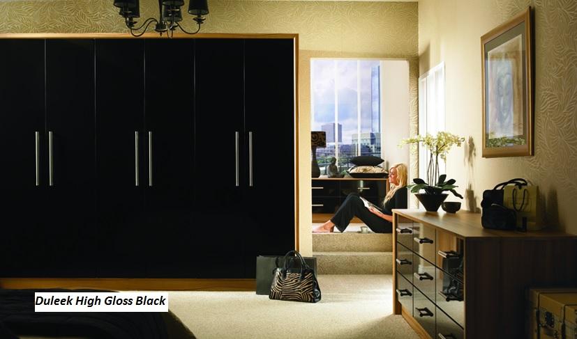 Duleek High Gloss Black
