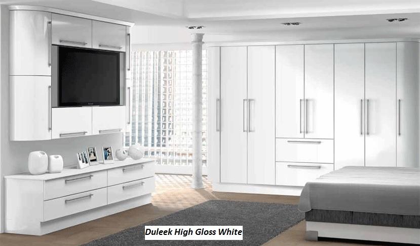Duleek High Gloss White