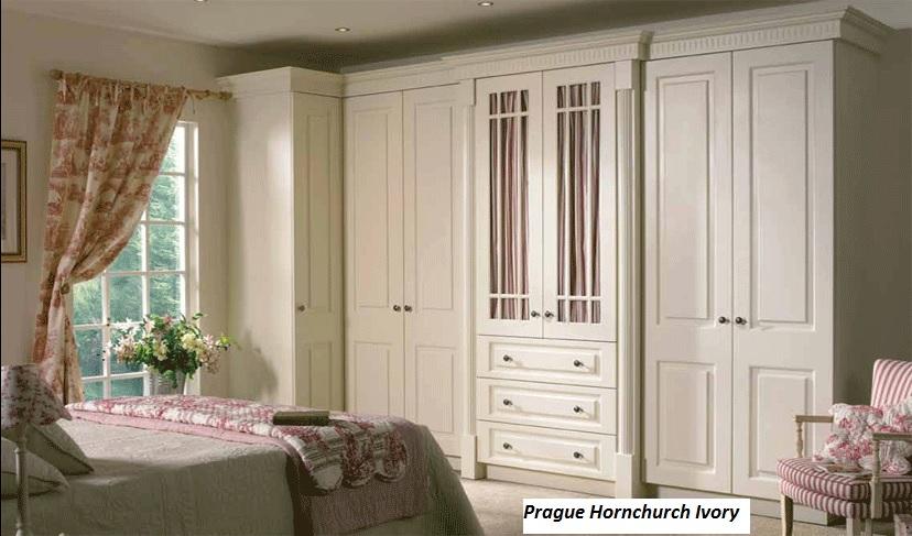 Prague Hornchurch Ivory