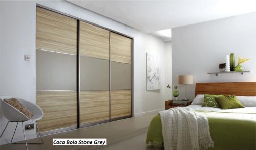 Coco Bolo Stone Grey